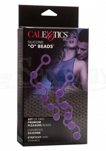 "Posh Silicone ""O"" Beads"