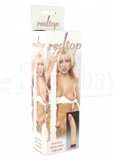 Redtop Realistic Vibrator
