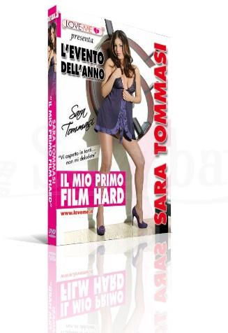SARA TOMMASI. IL MIO PRIMO FILM HARD