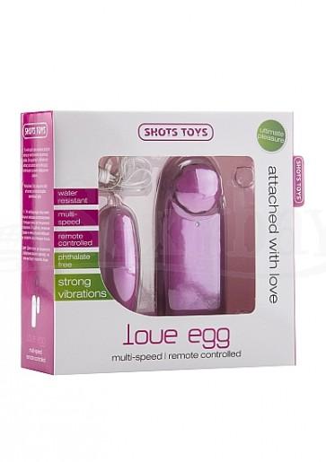 Love Egg - Pink