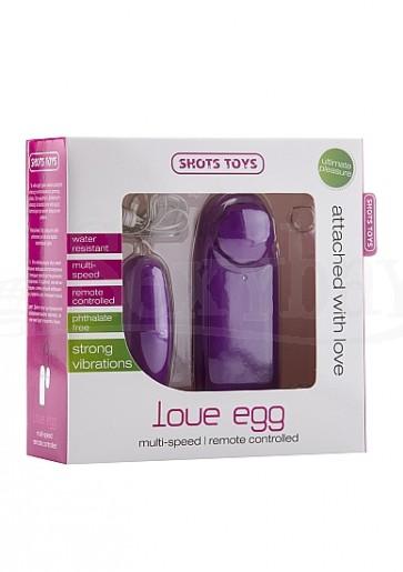 Love Egg - Purple