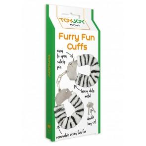 Furry Fun Cuffs Multicolor