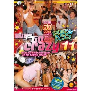 Guys Go Crazy 11: Pop'n Ass