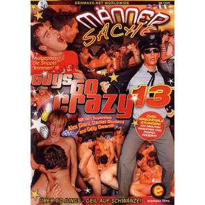 Guys Go Crazy 13: Stripper Frenzy