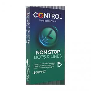 Non Stop Dots & Lines (6 pz)