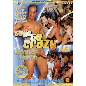 Guys Go Crazy 18: Cock Beach