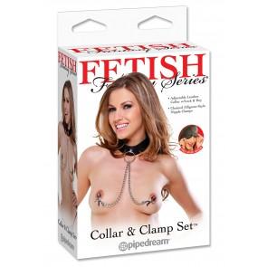 FF COLLAR & CLAMP SET