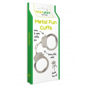 Ph Metal Handcuffs - Metal