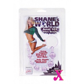 Shanes's World Anal Beads Lilla