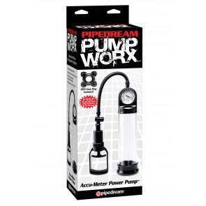 Pump Worx-Accu-Meter Power Pump