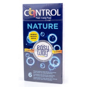 CONTROL NATURE EASY WAY 6 PZ