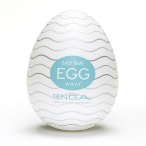 Tenga- Egg Wavy