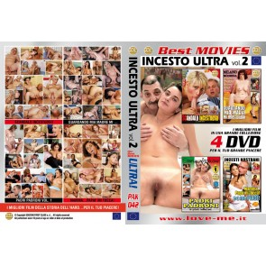 Incesto Ultra Vol.2 4 DVD