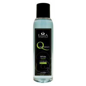 Quintessence Massage Oil White Musk (150 ml)